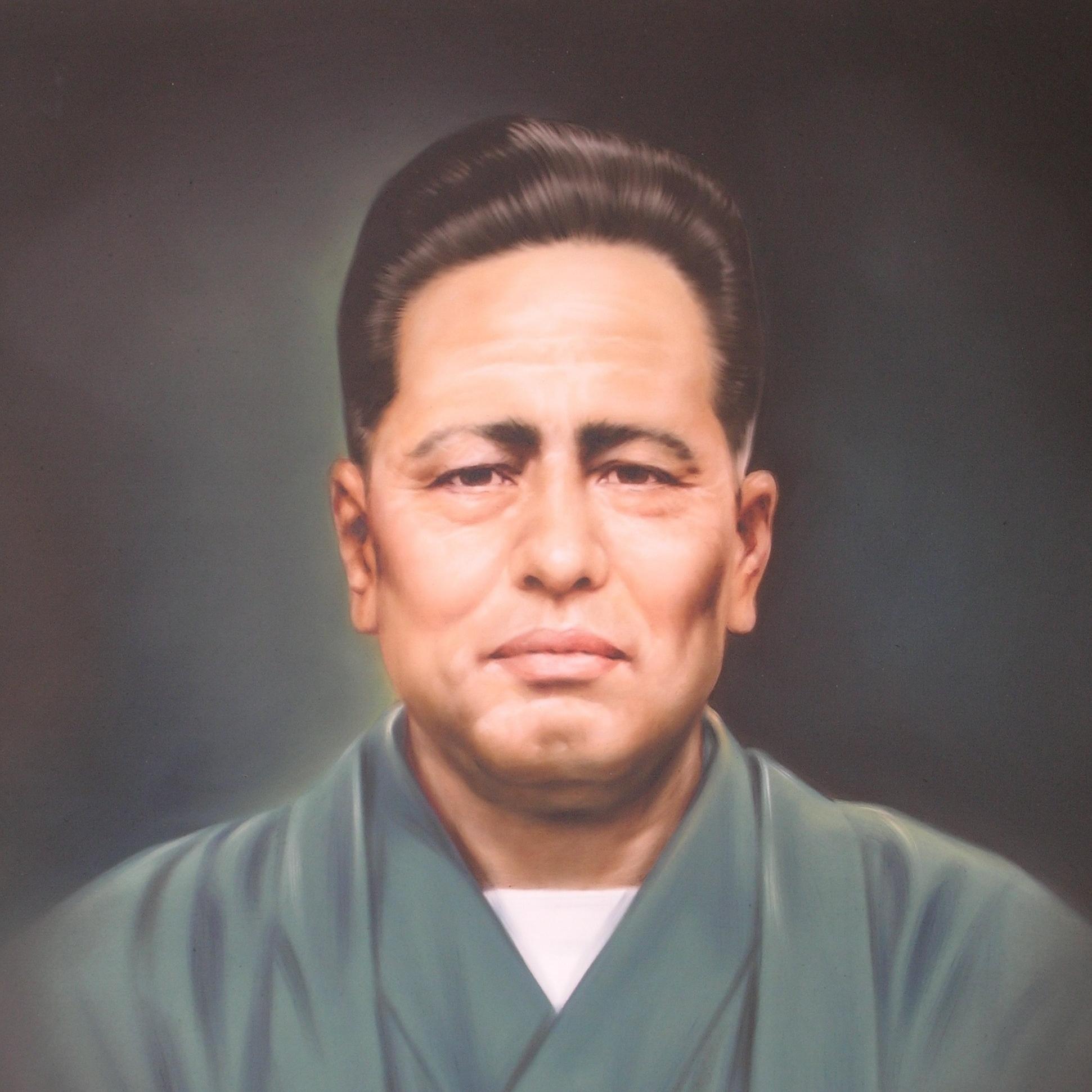portrait-chojun-miyagi
